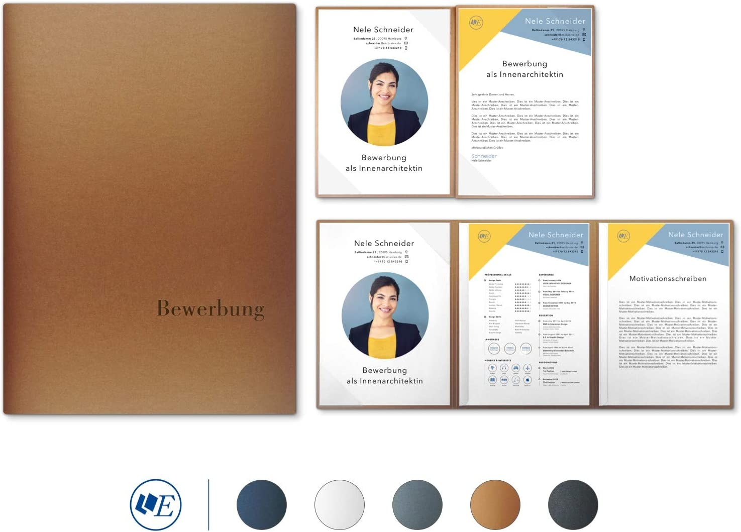 Application Template Word Cover Page Cv Cover Letter Etsy 10