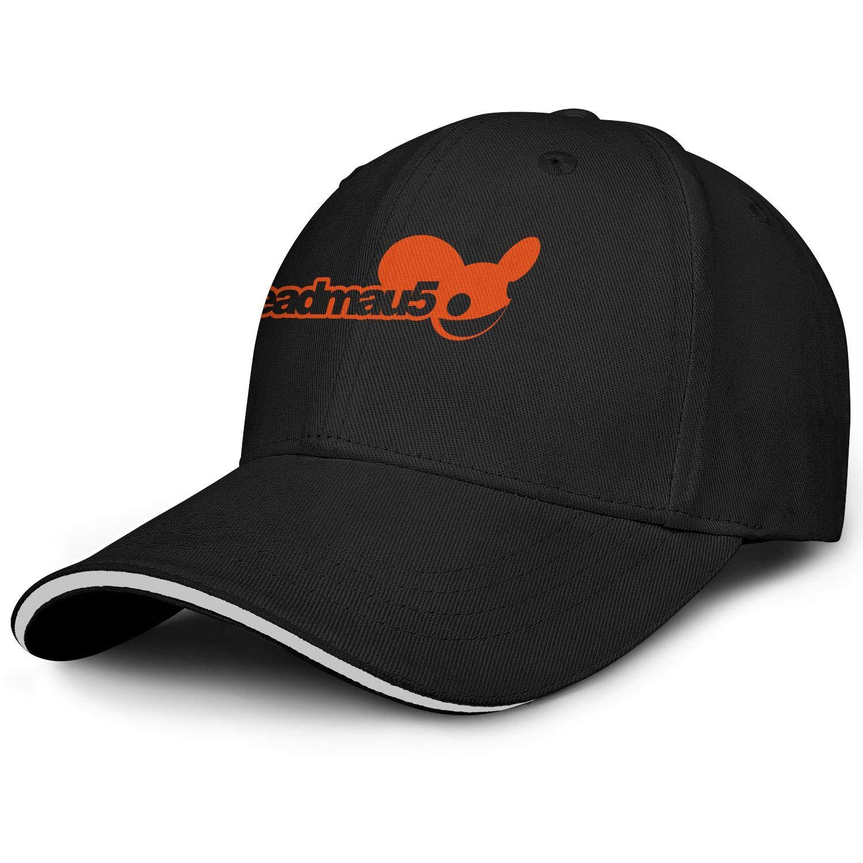 KAIWNV Strapback Caps Unisex Adjustable Street Dancing Visor Caps