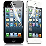 BZ Gadget's 6-Pack Clear Screen Protectors for Apple iPhone 5