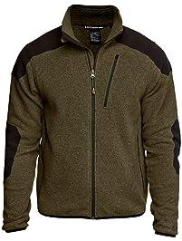 5.11 Tactical Series Men's Full Zip Sweater, Field Green, Large