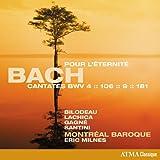 Bach: Cantatas BWV 4, 106, 9 & 181