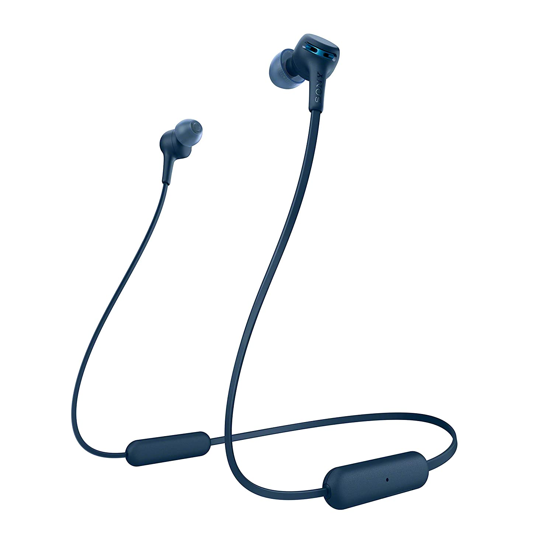 Sony Wi Xb400 Wireless Extra Bass In Ear Headphones Amazon In Electronics