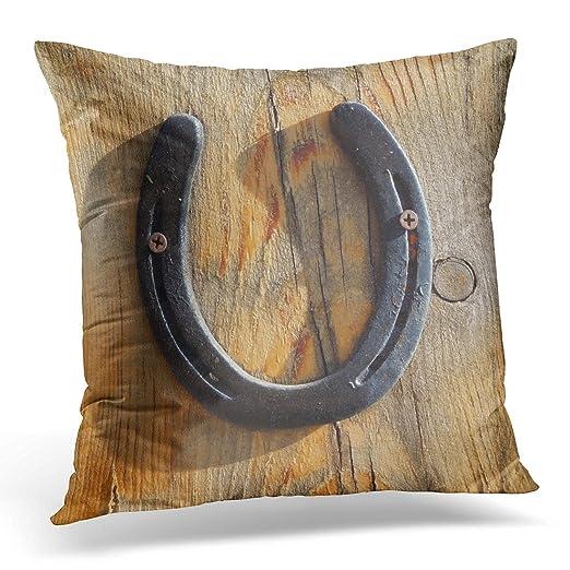 emvency manta funda de almohada, diseño de Herradura de ...