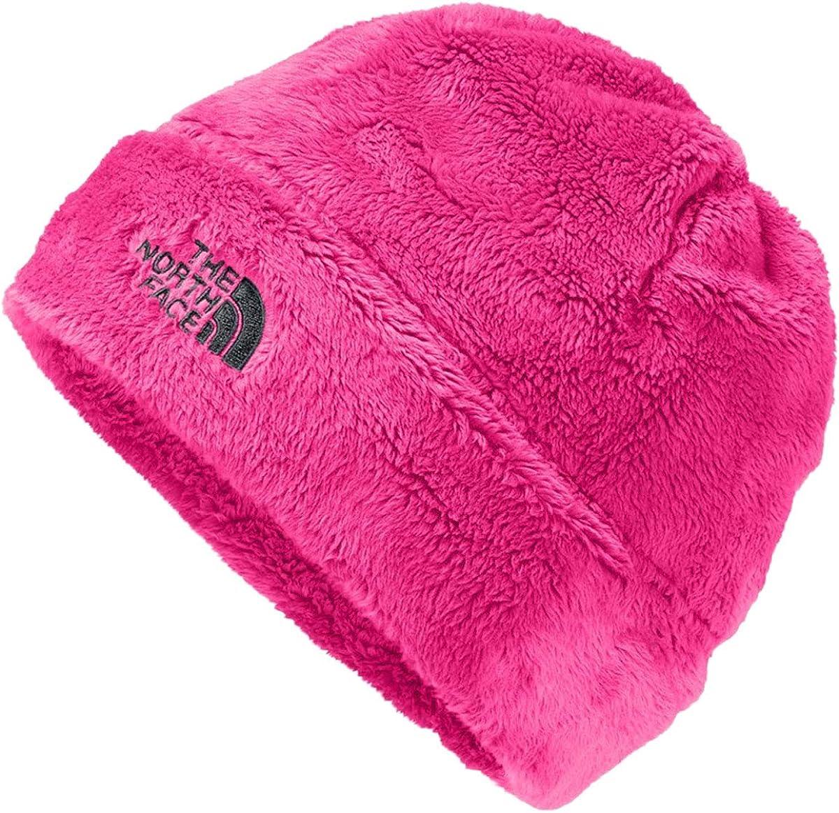 The North Face Kids Denali Thermal Beanie Big Kids Petticoat Pink//Graphite Grey Beanies