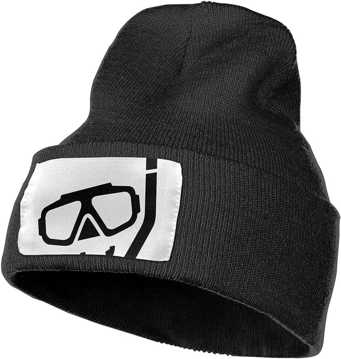 QZqDQ Diving Unisex Fashion Knitted Hat Luxury Hip-Hop Cap