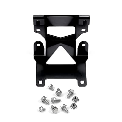 WARN 100380 Winch Mounting Kit, Fits: Honda Foremen TRX500, Rancher TRX420, Rubicon TRX500: Automotive