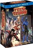 Teen Titans: The Judas Contract [Édition Limitée Blu-ray + DVD + Figurine]
