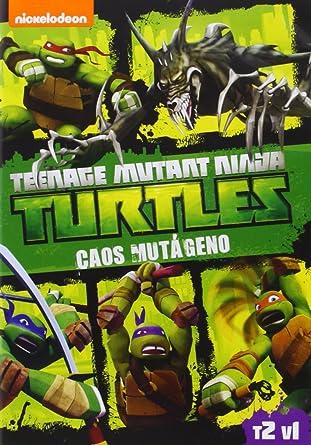 Las Tortugas Ninja: Caos Mutágeno [DVD]: Amazon.es ...