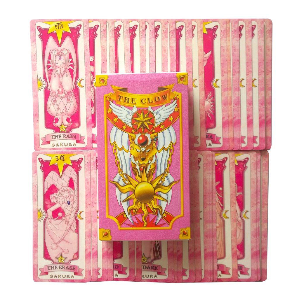 Captador de cartas Cosplayfield® Sakura ottomanbrim tácito ...