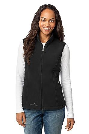 d01dfdf765 Eddie Bauer - Ladies Fleece Vest at Amazon Women s Coats Shop