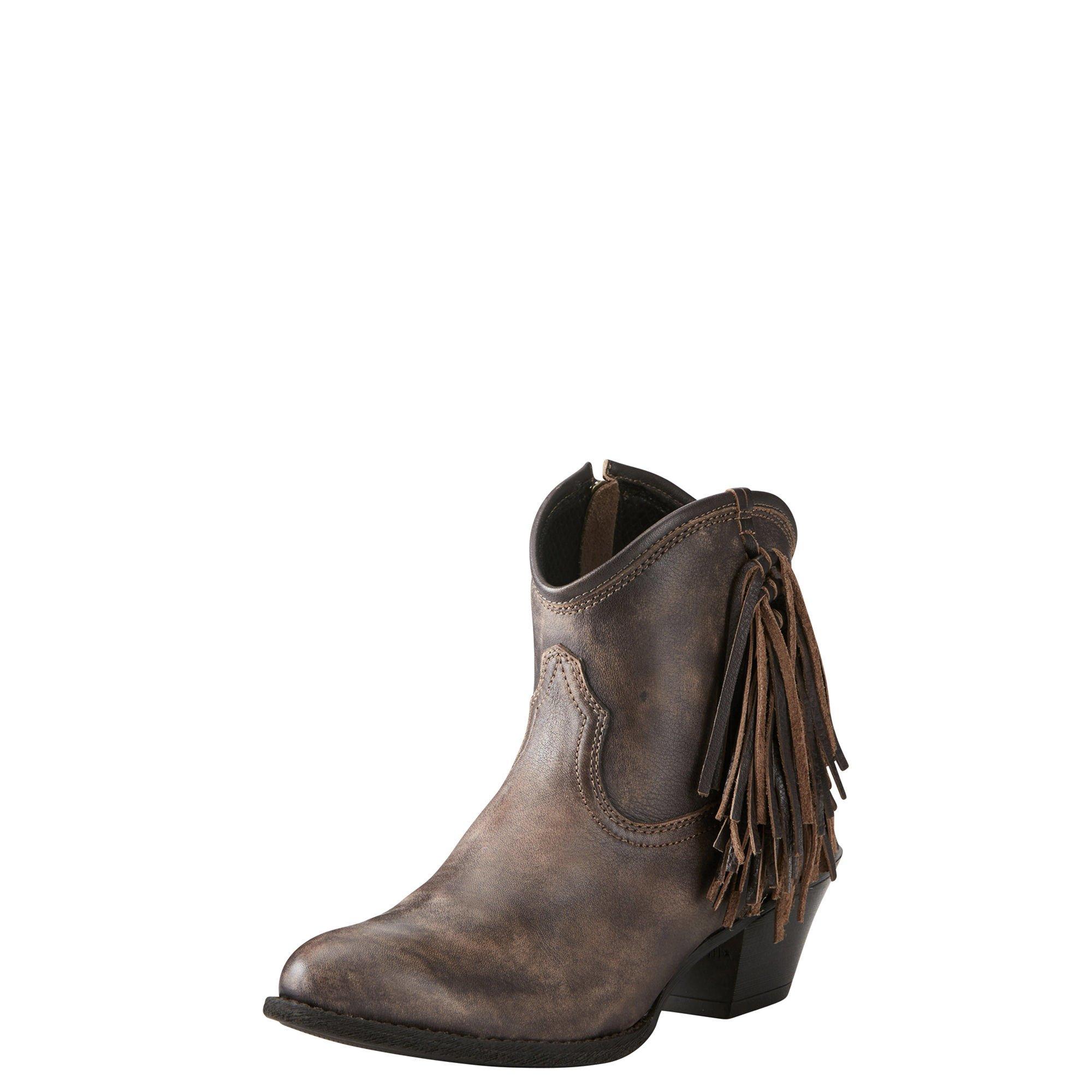 Ariat Women's Duchess Work Boot, Tack Room Chocolate, 10 B US