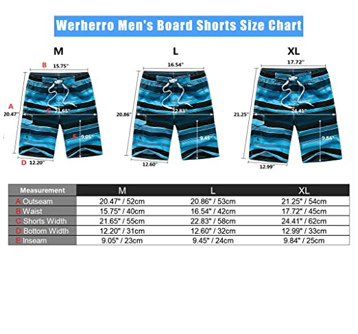 23b3ae50a4c06 Amazon.com: Werherro Men's Loose Quick Dry Swim Trunks: Toys & Games