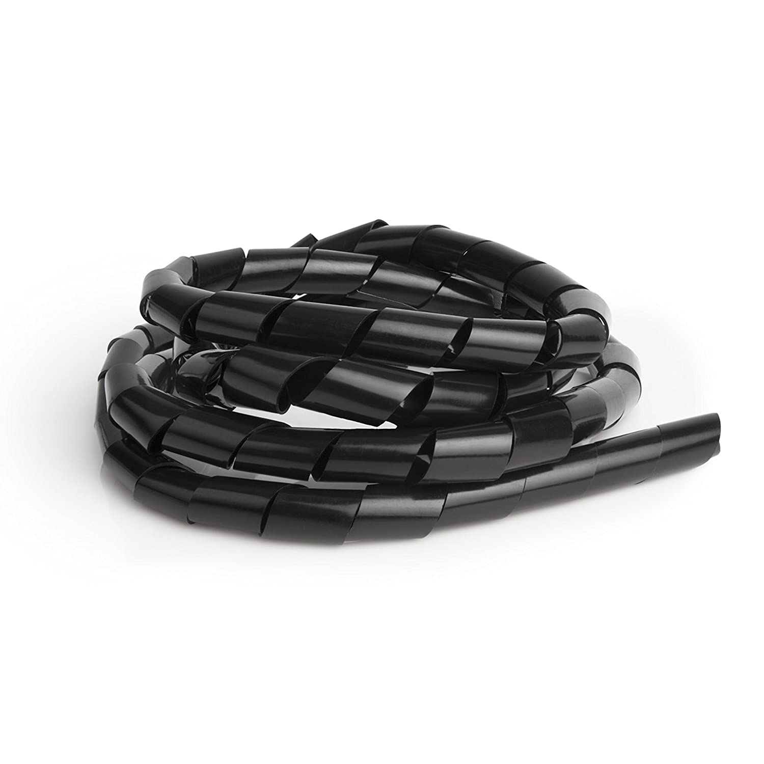 Amazon.com : Dotz Spiral Tube for Cord and Cable Management, 6-Feet ...