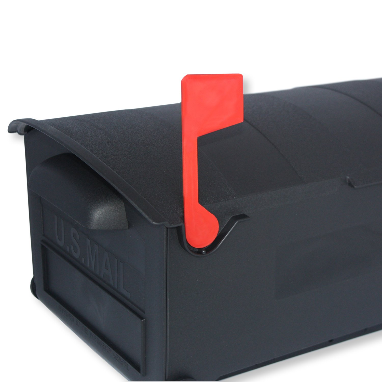brick mailbox flag. Amazon.com: Red Replacement Flag For Rubbermaid Mailbox - Perfect Fit With No Installation Required Large Capacity Snap Plastic Designed Brick