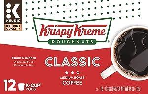 Krispy Kreme Smooth K Cups, 12 ct