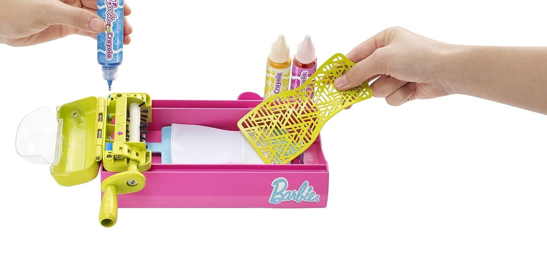 Barbie Crayola Color Magic Station Doll /& Playset Blonde