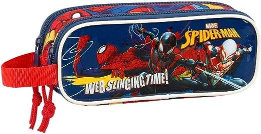 Safta Estuche Spiderman