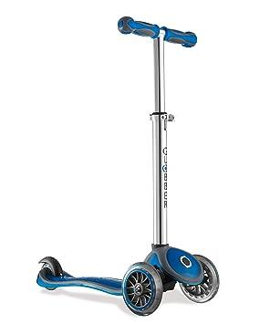 Globber Niños Roller Free 3 de Wheels Scooter BI de Hombre