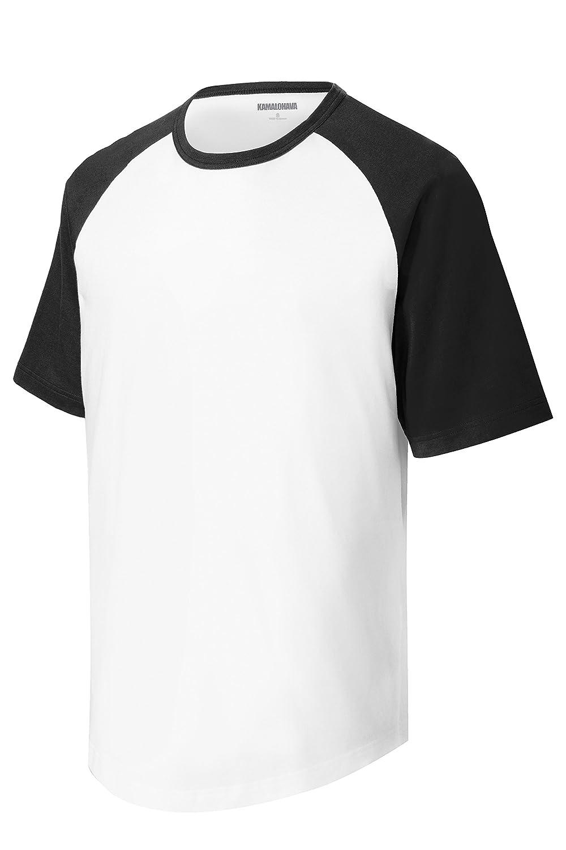 KAMAL OHAVA SHIRT メンズ B01JMQ7BWC XX-Large|White/Black White/Black XX-Large