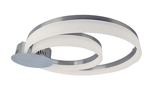 WOFI Deckenleuchte und LED-Deckenlampe 9117.01.54.0000: Amazon.de ...
