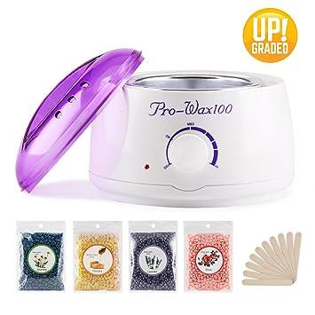 Amazon wax warmer hair removal waxing kit electric wax heater wax warmer hair removal waxing kit electric wax heater hot wax warmer home wax kit with solutioingenieria Gallery