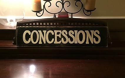 Amazon Com Ruskin352 Concessions Home Movie Theater Ballfield