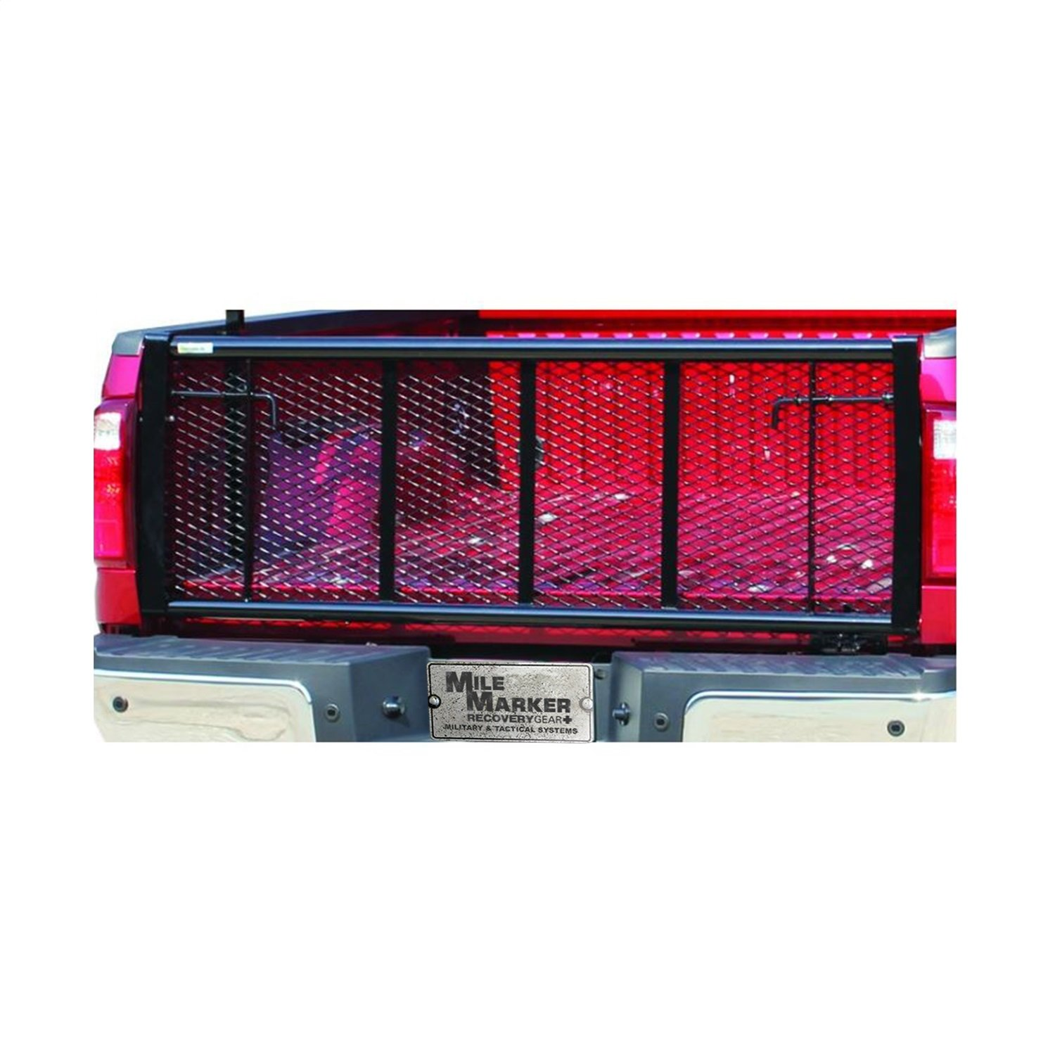 Go Industries 6636B Black Straight Tailgate Net for Ford F-150
