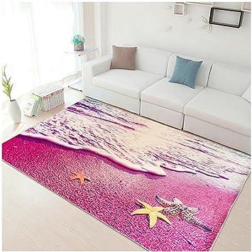 Amazon.com: Designer Carpets Modern Minimalist Style Living Room ...