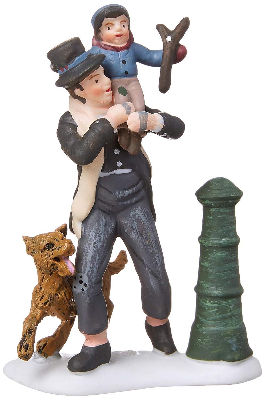 B0006V8AA0 Department 56 Dickens A Christmas Carol Bob Cratchit And Tiny Tim Accessory Figurine 712BGyjx286L