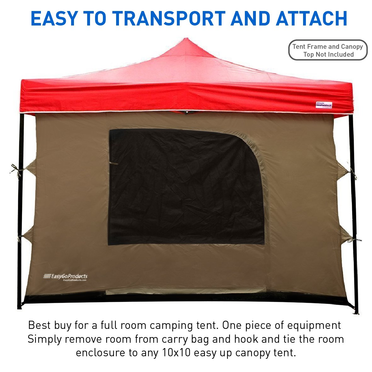 Camping Tent Attaches To Any Tiendamia Com