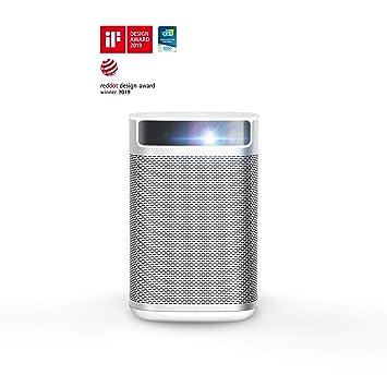 Proyector, XGIMI MOGO Pro proyector portatil, 1080p Full HD ...