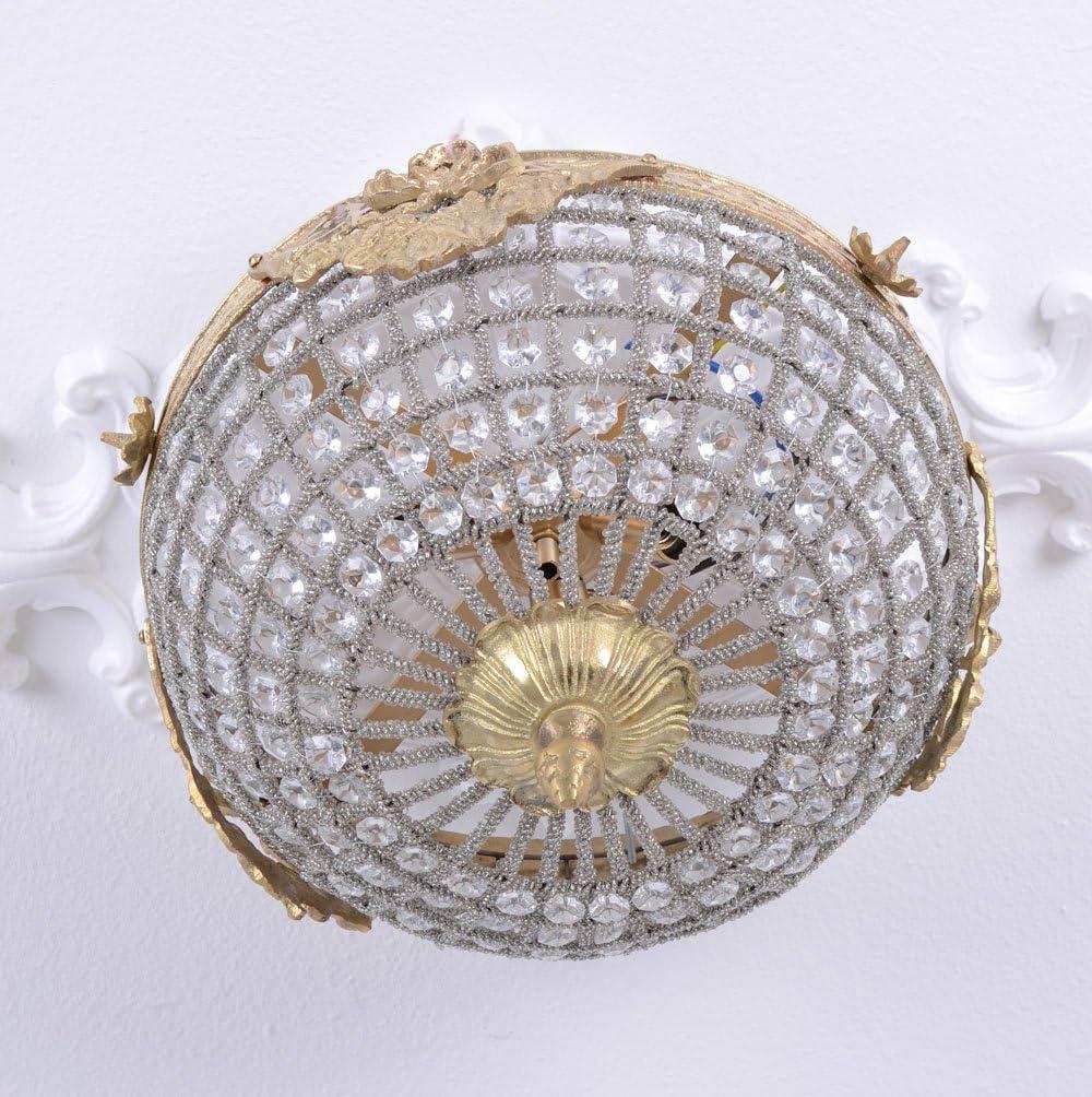 Kronleuchter Deckenlampe Frankreich Lampe Barock Deckenleuchte S Hängelampe