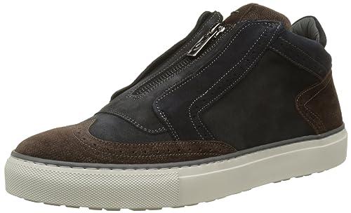 new styles e5b20 35749 Alberto Guardiani Tudor, Sneaker a Collo Alto Uomo