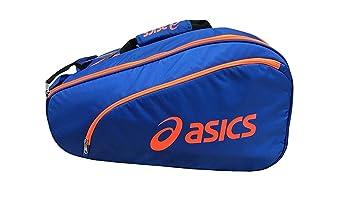 ASICS 114574-0808 Bolsa de pádel, Unisex Adulto, Azul (Imperial),