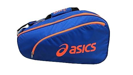 ASICS 114574-0808 Bolsa de pádel, Unisex Adulto, Azul ...