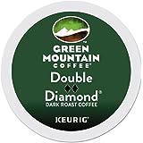 Green Mountain Coffee Roasters 4066CT Double Black Diamond Dark roast Coffee K-Cups, 96/carton