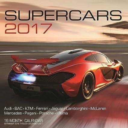 Calendario 2017 coche de Reve - Ferrari - lamborgini ...