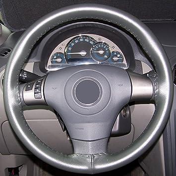 Amazon.com: Wheelskins WS10219XX Genuine Leather Charcoal Size AXX ...