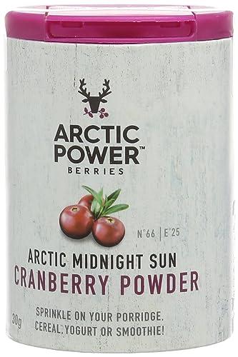 Arctic Power 30 g 100 Percent Pure Cranberry Powder