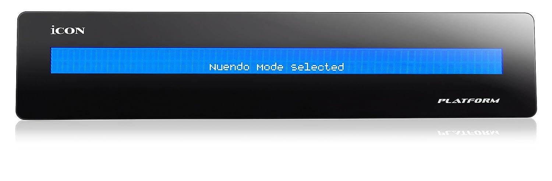 Icon Pro Audio Platform B+ - 50-Button Module for Platform M+ DAW Control Surface ICOC-PLATFORMB+