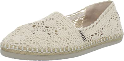 Skechers Bobs Doily Womens Casual Flat