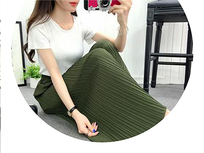 a55f822f172 better-caress Wide Leg Pant Chiffon Pantskirt Trousers Plus Size Ladies  Culottes Pants Promotion GF002