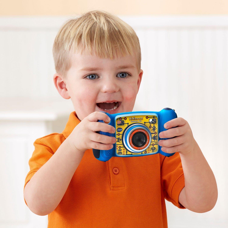 VTech Kidizoom Camera Pix, Blue (Frustration Free Packaging) by VTech (Image #4)