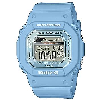 Casio BLX560 - Reloj de Pulsera, Talla única, Azul Claro: Amazon.es: Deportes y aire libre
