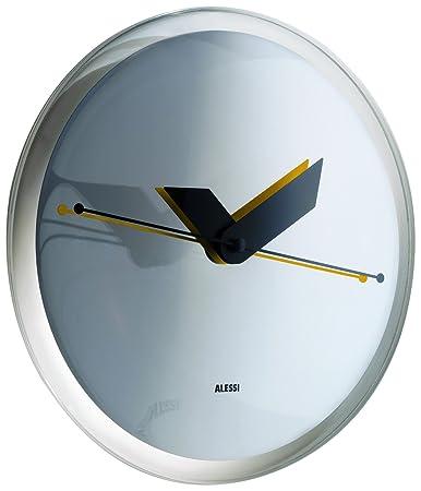 Alessi AM31 4 Sole-Mirror Orologio da Parete in Resina Termoplastica ...