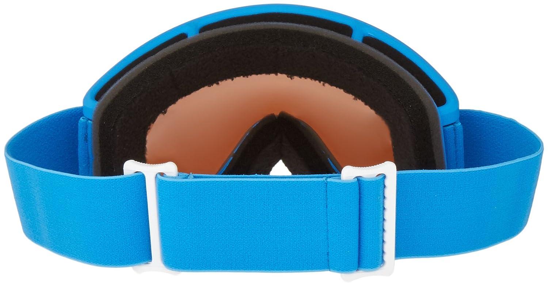 Electric Visual EGV Gloss Black Unisex Cylindrical Goggles Bronze//One Size