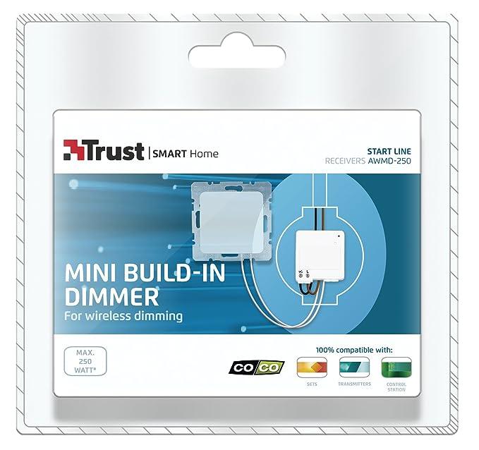 AC Triac RF Smart Switch with Relay Output Dimmer Switch AC Triac