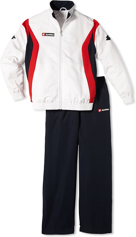 Lotto Sport Trainingsanzug Suit Stars MI JR - Chándal de fútbol ...