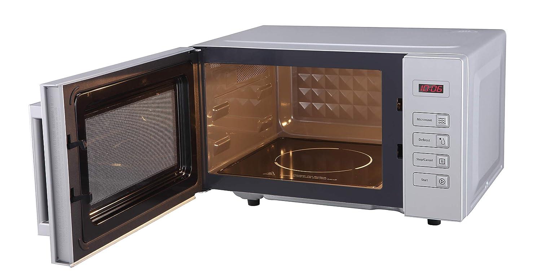 Silva-Homeline MW 2380 - Microondas profesional (base de ...