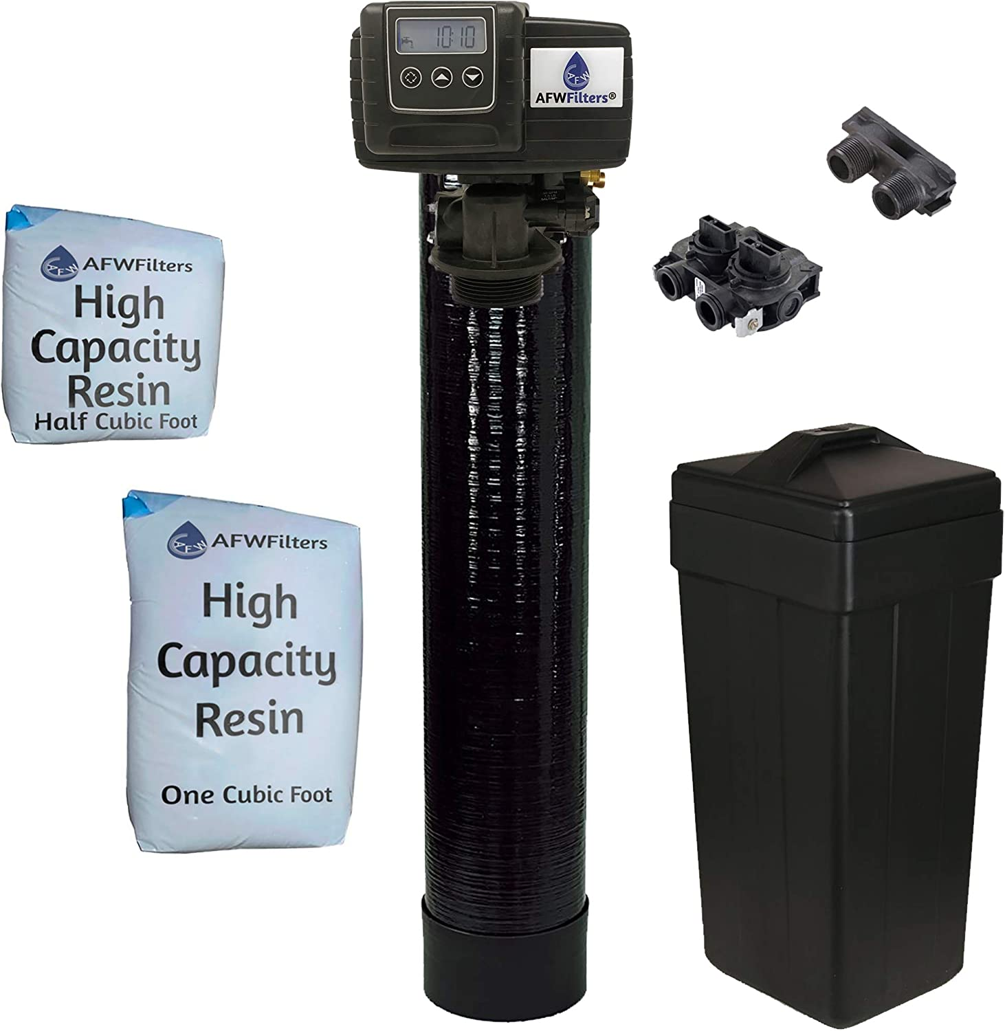 Fleck 5600SXT 48.000 Grain Water Softener